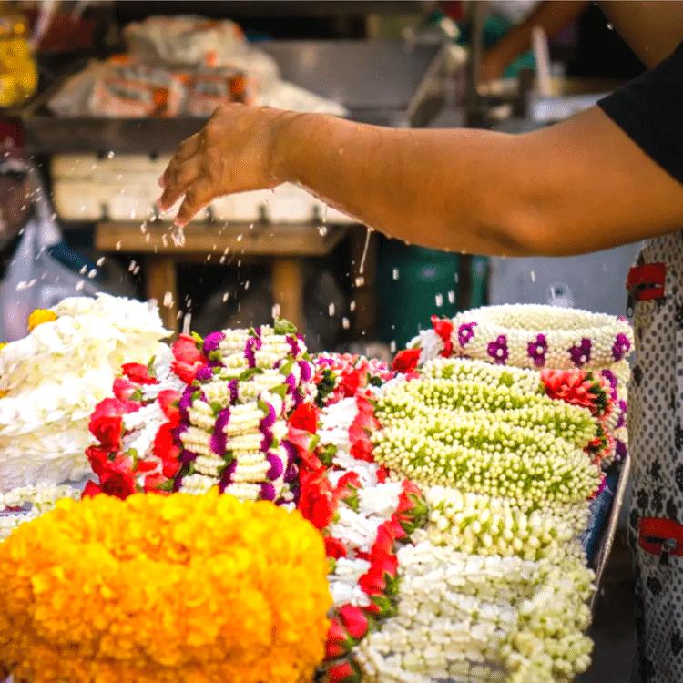 Phueng Malai or Thai Garlands