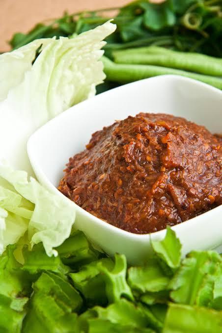 Isaan food