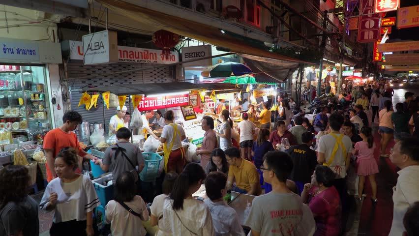 Food Stall Bangkok