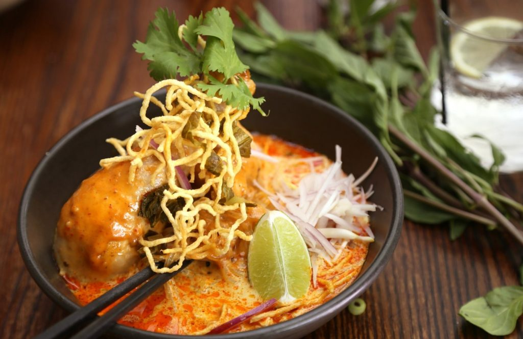 Khao soi Thai