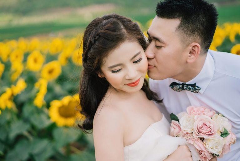 The Thai kiss