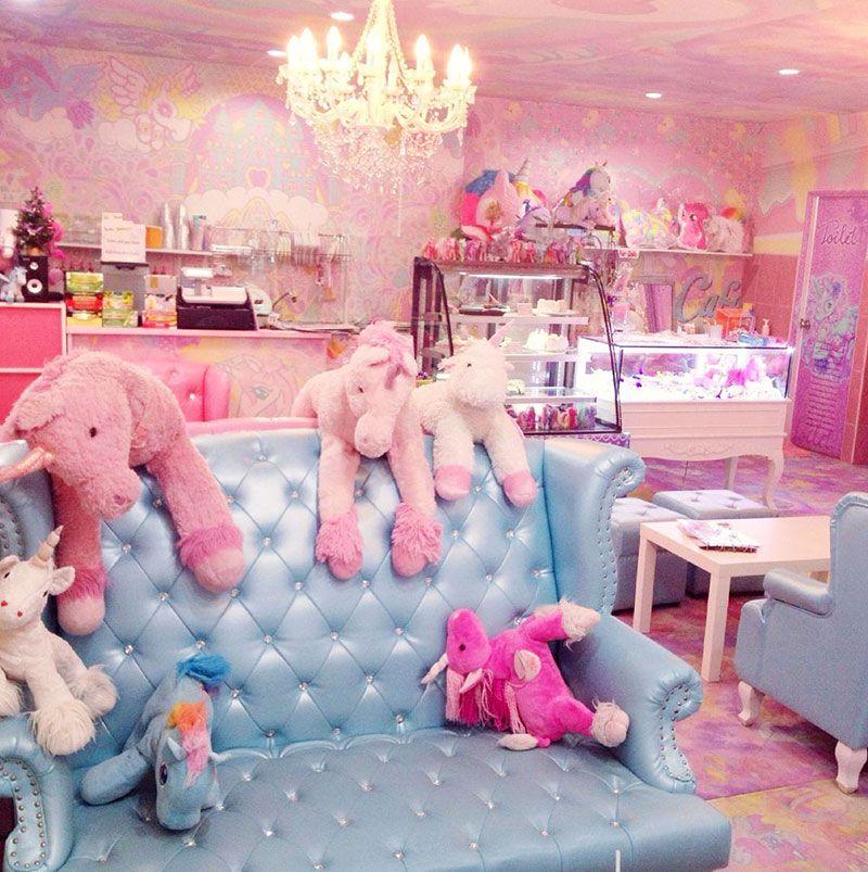 Unicorn cafe bangkok