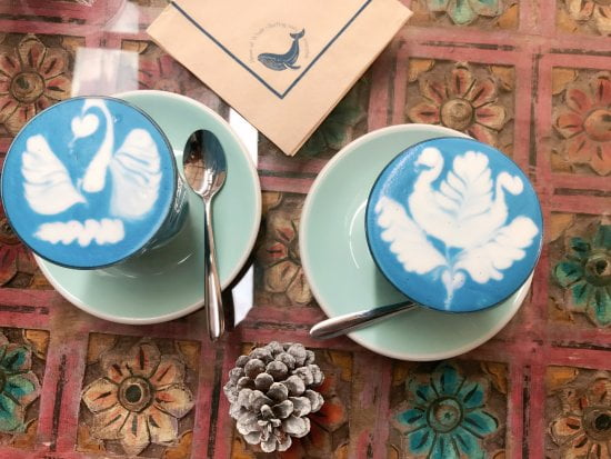 Unusual cafes and restaurants in Bangkok