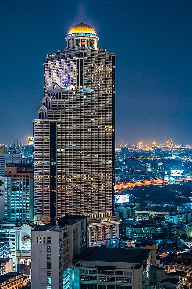 Lebua State Tower