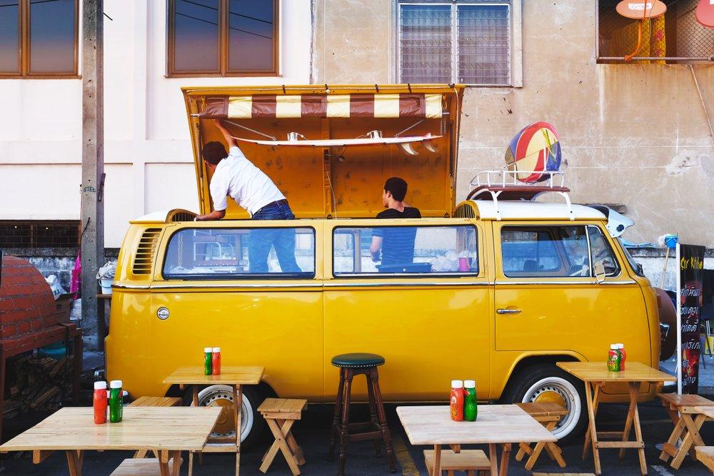 Truck Bar Bangkok