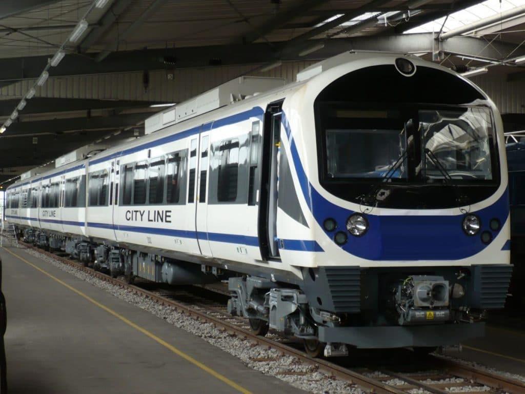ARL train Bangkok