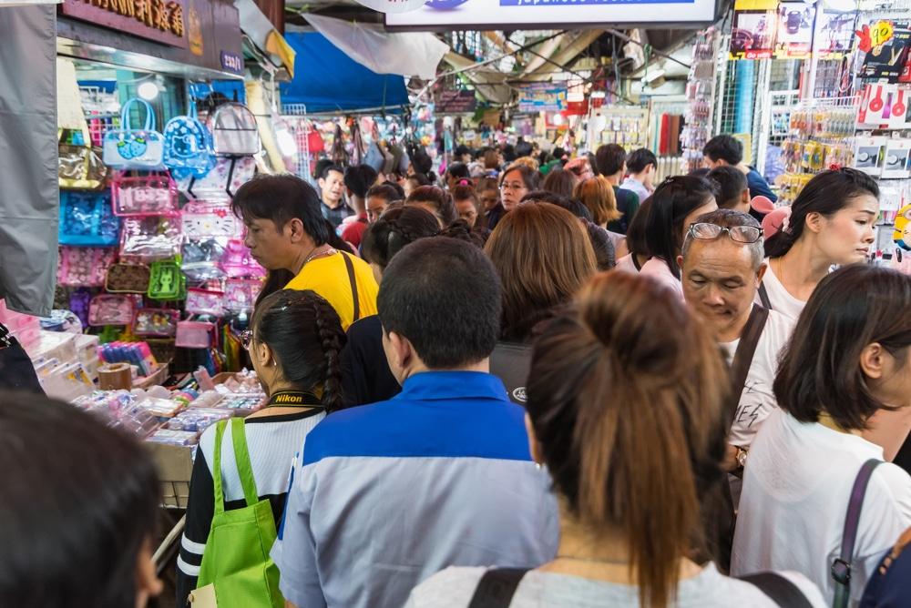 Chinatown Klong Thom