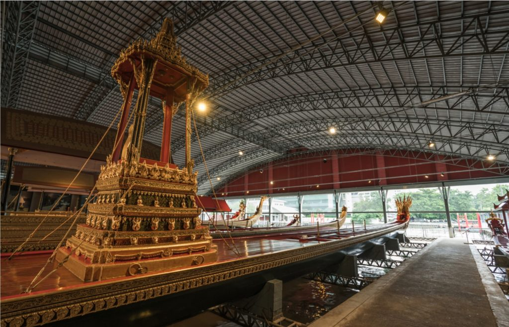 Royal Barge Museum