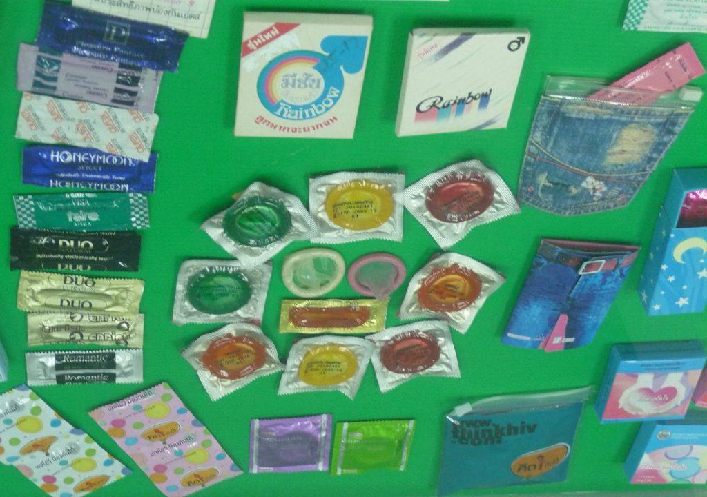 Condoms Museum Bangkok