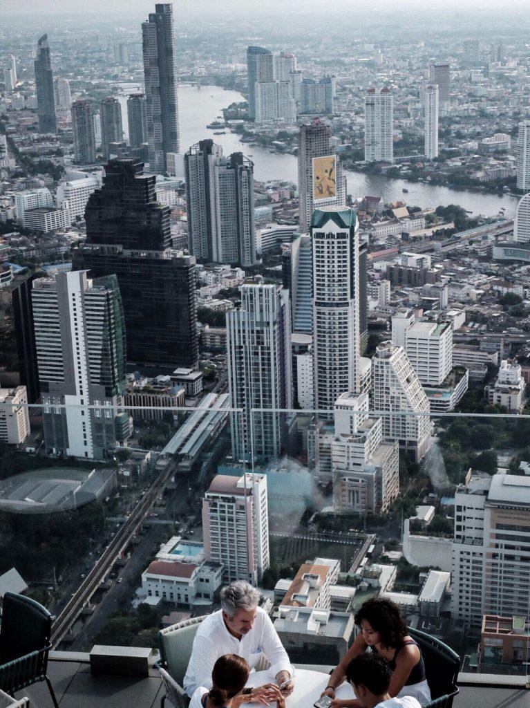 Bangkok top rooftop bars