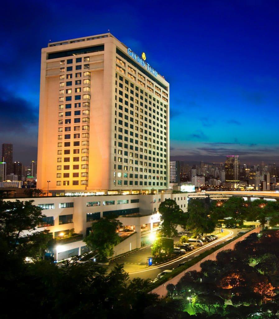 Golden Hotel Bangkok
