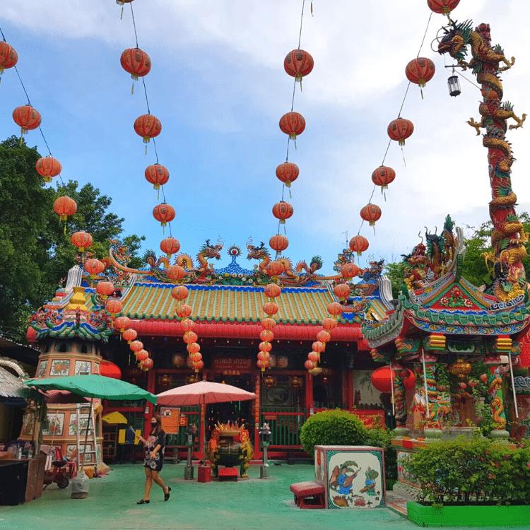 Bangkok Chinese Temple
