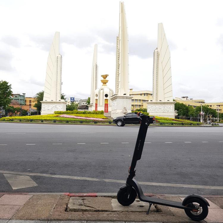 Bangkok Democracy Monument