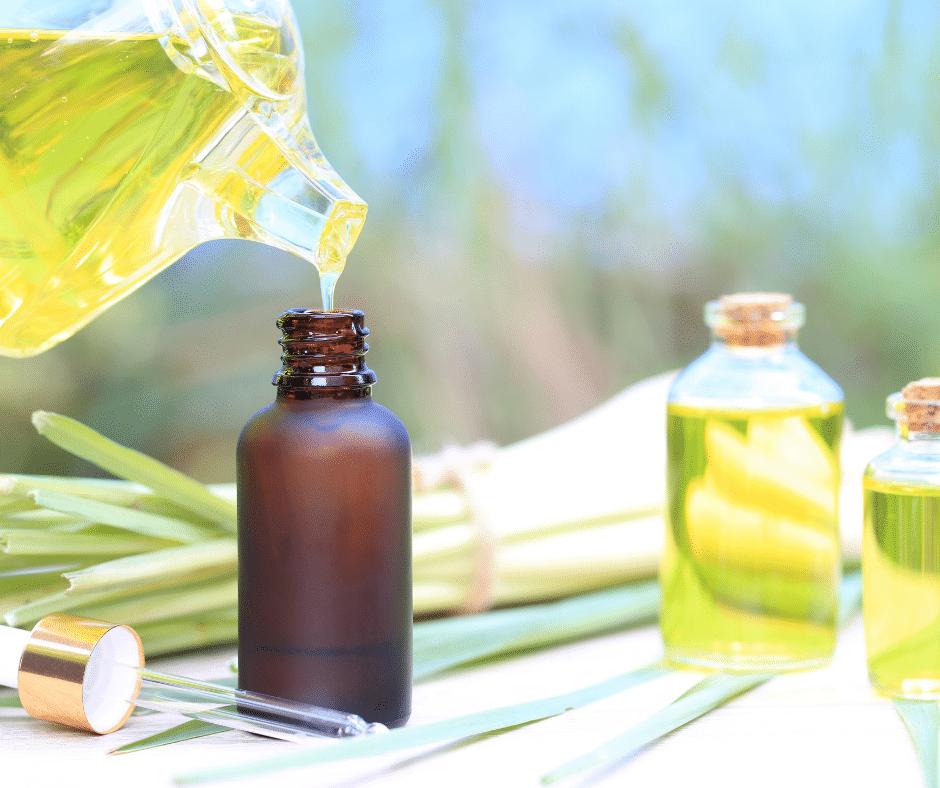 Lemongrass Oil Solution