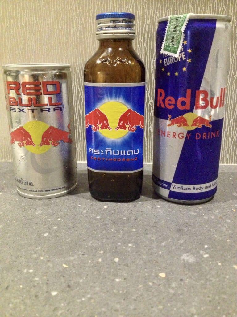 Thai Red Bull